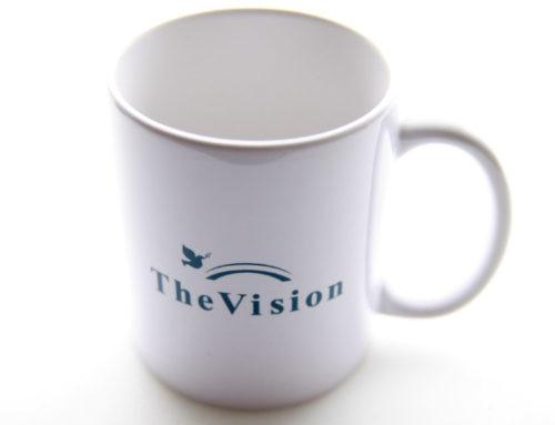 マグカップ TheVisionロゴ入り
