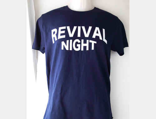 Tシャツ Revival Night